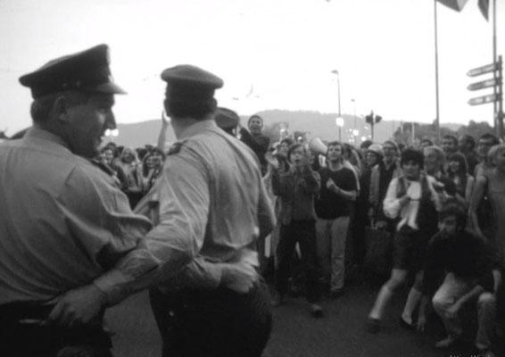 Moti di Zurigo 1968