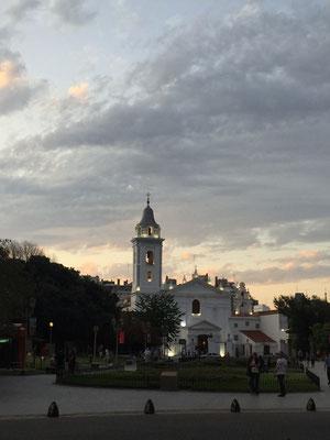 iglesia Nuestra Señora del Pilar, la Recoleta
