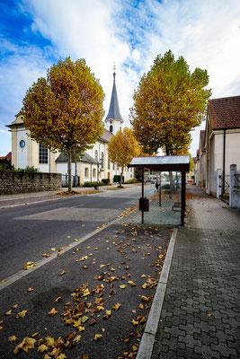 Kirche von Huttenheim