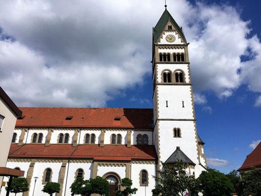 Katholische Kirche Ketsch