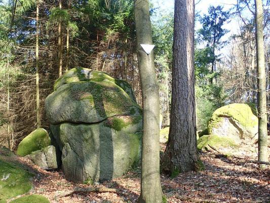 Kulturdenkmal Opferstein