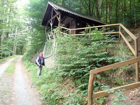Rothsnasenhütte
