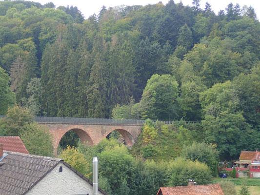 Viadukt bei Kraidach