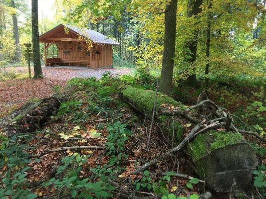 Die neue Kälberhütte