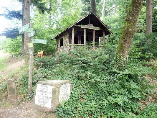 Sitzbuch-Hütte