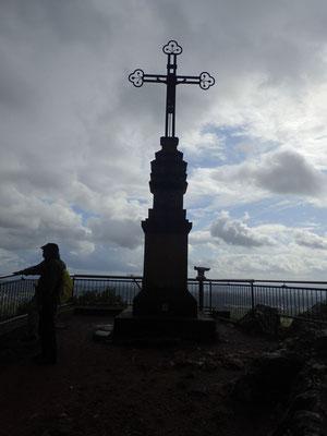 Litermont Gipfelkreuz