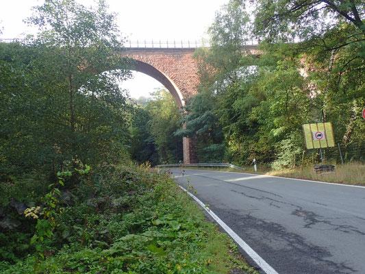 Viadukt am Steinbruch bei Mackenheim