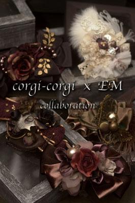 【EM×corgi-corgi collaboration】