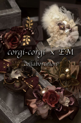 【EM×corgi-corgi collaboration】