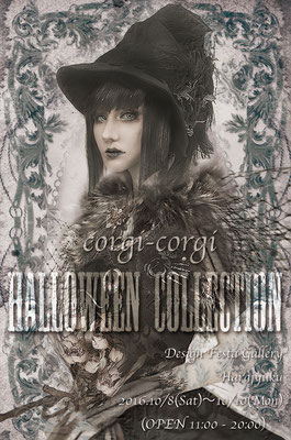 【corgi-corgi halloween collection】
