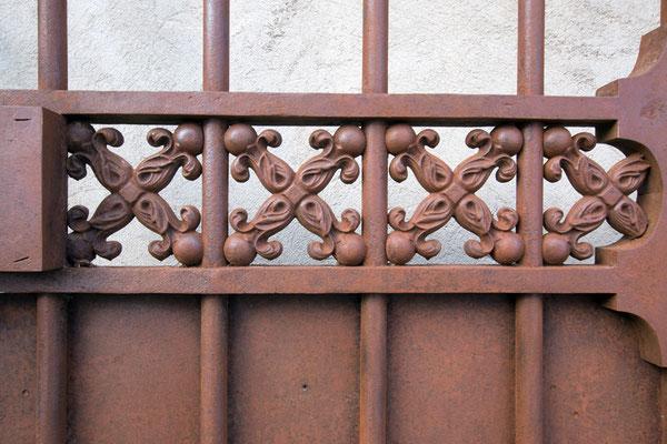 Detail von Tor Nr. 1