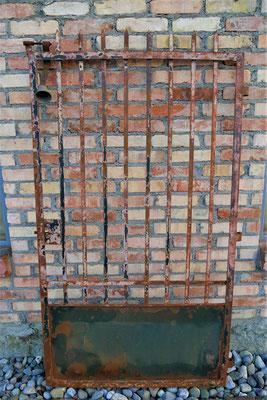 Tor mit Glocke, unten geschlossen, H1900 x B1040mm