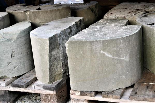 verschiedene Sandsteine, Preise auf Anfrage