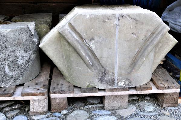 verschiedene Sandsteine