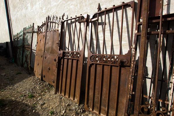 verschiedene Tore