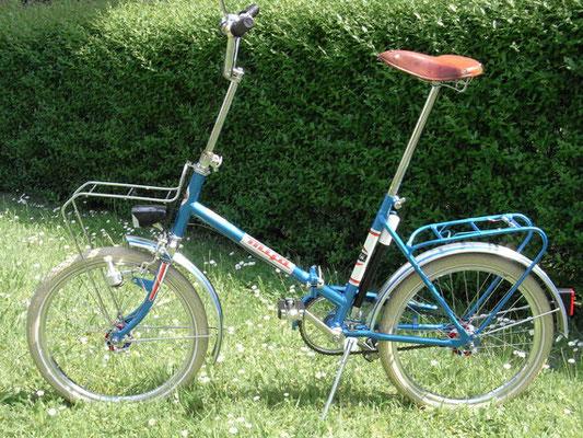 Zweiräder - Aufbau, Umbau & Restauration MiFa Klapprad Modell 901
