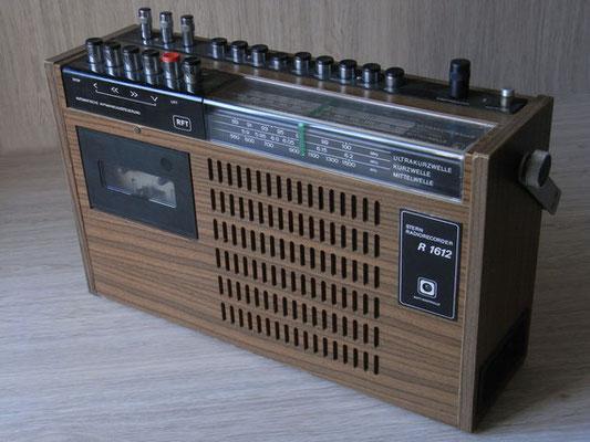 RFT Stern Recorder R 1612