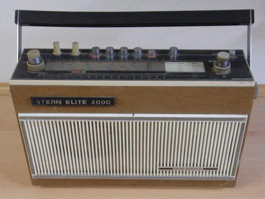 RFT Stern Elite 2000