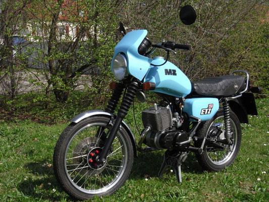 Zweiräder - Aufbau, Umbau & Restauration MZ ETZ150