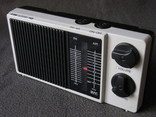 RFT EAW Audio 113