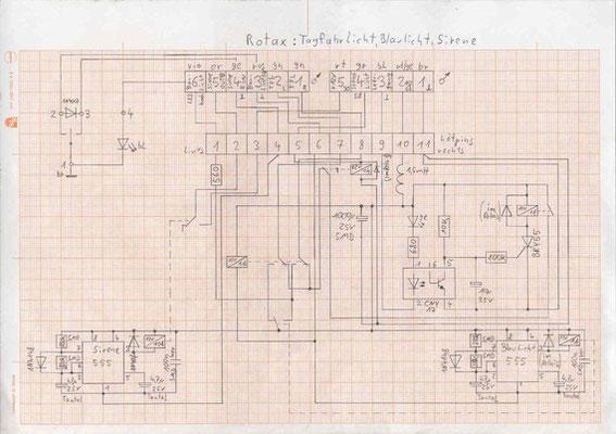eigene Elektronische Projekte  (Entwicklung & Aufbau)
