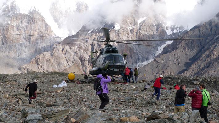 Unser Helikopter Bilder R.Rumpa