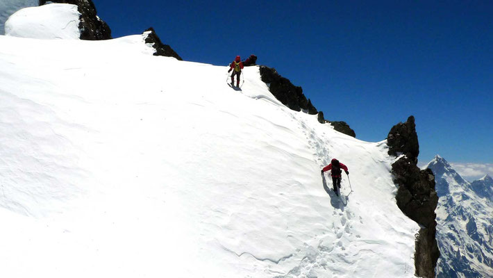 Broad Peak, Broad Peak Expedition, Expedition zum Broad Peak, Broad Peak besteigen