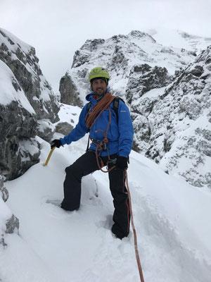 Ortler Besteigen, König Ortler, Ortler Normalweg, Gipfelerfolg am Ortler, AMICAL alpin Gipfelerfolg am Ortler, König Ortler, Sulden am Ortler