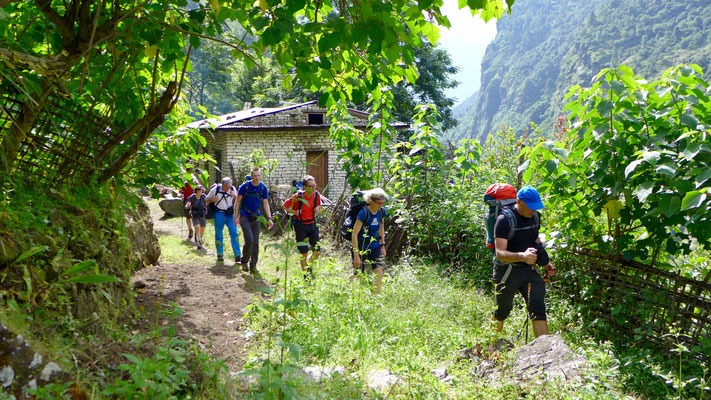 AMICAL alpin Himlung Expedition 2017, Tagebuch himlung Expedition, Expedition zum Himlung