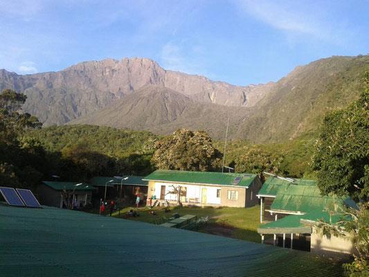 Mirakamba Hütte