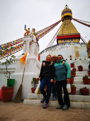 Sight Seeing in Kathmandu