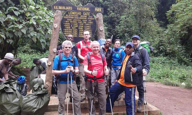 AMICAL alpin, Kilimanjaro, Mount Meru, Afrika