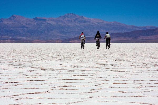 Biketour auf dem Salzsee 6450 m, Llullallaco, Socompa, Thron der Inka, Expeditionen, Expeditionen in Argentinien
