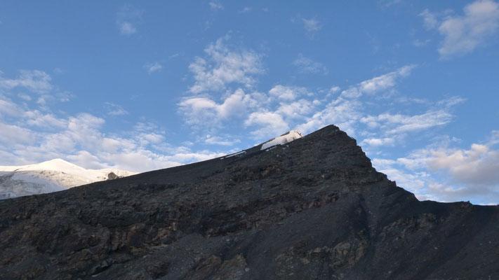 Gipfelaufbau Penya Abaya Bilder R. Rumpa