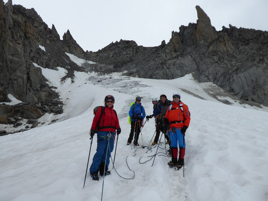 Haute Route Sommer - zu Fuß von Chamonix nach Zermatt