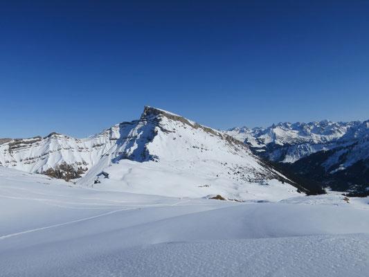 Ifen, Ifen Abseiltour, Ifen und Gottesacker, Ifen Backcountry Abseiltour, Abenteuer Ifen, Freeride Ifen, Skitour Ifen