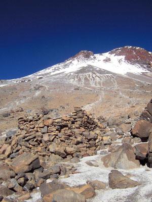 Fundstätte archäologisch auf ca. 5700 m, Llullallaco, Socompa, Thron der Inka, Expeditionen, Expeditionen in Argentinien