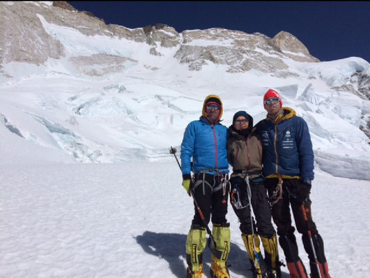 Makalu Expedition, Expedition Makalu, Makalu 2016, AMICAL alpin, Expedition Nepal, Trekking Nepal, Bergschule Oberstdorf, Dominik Müller