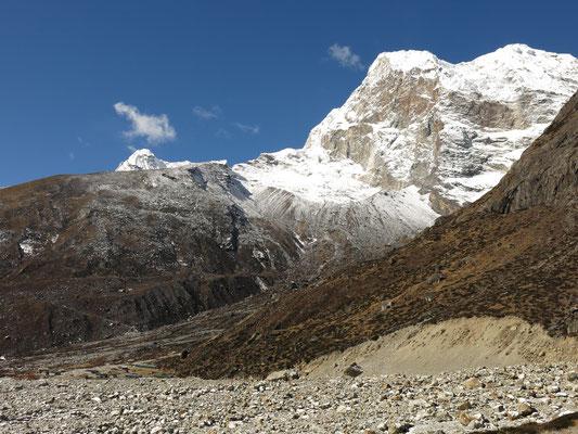 Mera Peak Trekking, Trekking zum Mera Peak, Trekken im Winter, Wintertrekking in Nepal