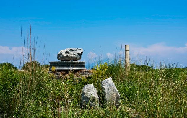 Das Heraion wurde zusammen mit der antiken Stadt, dem heutigen Pythagorio, von der UNESCO zum Weltkulturerbe erklärt.