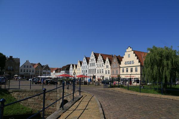 Friedrichstadt - die Holländerstadt an der Nordsee