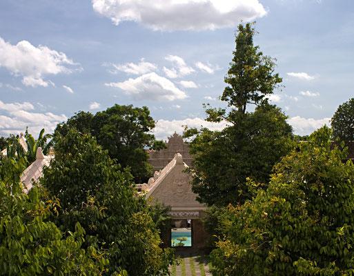 Der Taman Sari, auch als Wasserpalast bekannt, war unter anderem ein Lustgarten für den Sultan und seinen Harem.