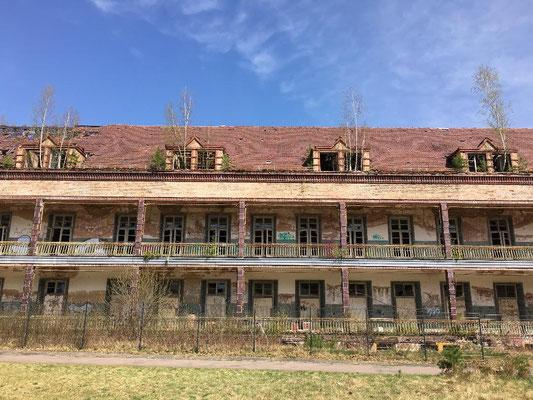 Gebäude der alten Chirurgie