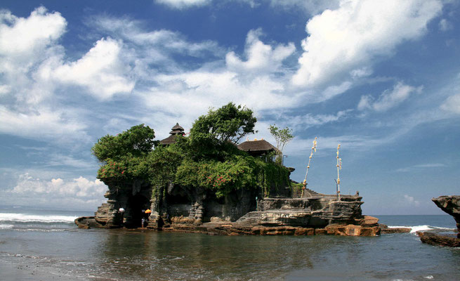 Pura Tanah Lot - Meerestempel