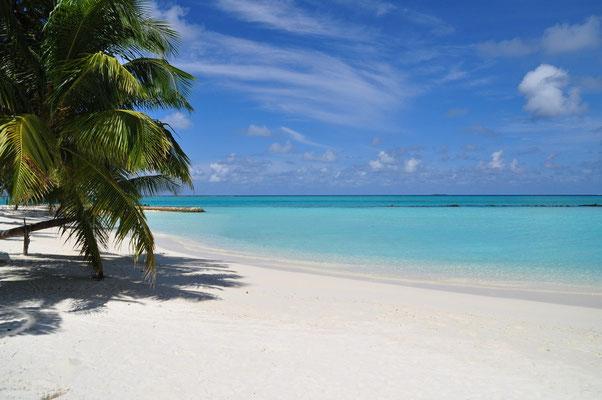 Traumstrand auf Summer Island