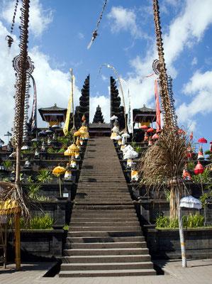 Pura Besakih - der größte und bedeutendste hinduistische Tempel auf Bali