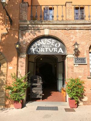 Museo della Tortura (Volterra)