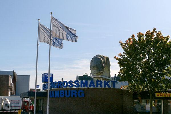 Das Gelände des ehemaligen Schlachthofs Hamburg ist mit dem FleischGroßmarkt seit 25 Jahren Anlaufstelle für Lebensmitteleinzelhandel, Im- und Export, Hotellerie und Gastronomie.