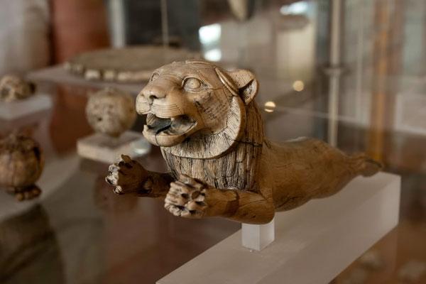 Archäologisches Museum in Samos Stadt