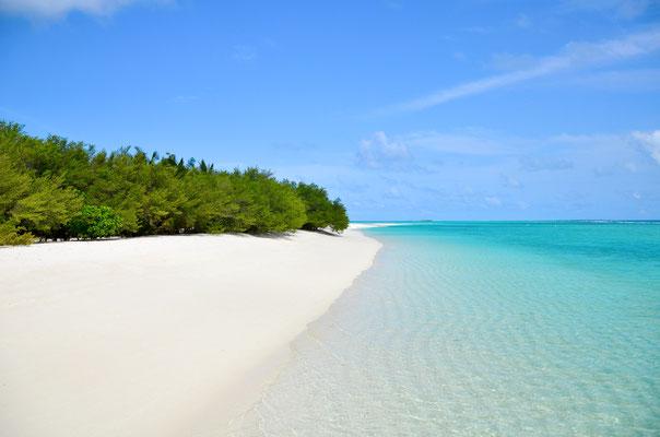 Madhiriguraidhoo Island - Palm Beach Resort & Spa im Lhaviyani Atoll